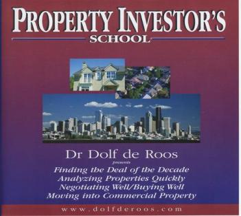 Dolf De Roos – Property Investors School Free Download