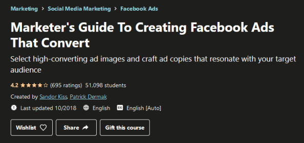 Marketer's Guide To Creating Facebook Ads That Convert Free Download