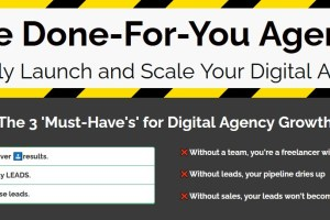 Tyler Narducci – The Done For You Agency Download