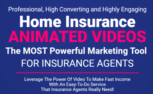 Insurance Video PRO + ALL OTO's - Releasing 6th January Free Download