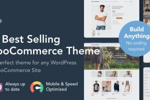 Flatsome – Multi-Purpose Responsive WooCommerce Theme Free Download