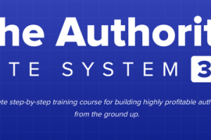 Gael Breton, Mark Webster - Authority Site System 3.0 Download