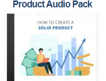 How To Create A Solid Product Audio Pack - MRR Free Download