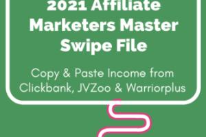 Jim Daniels - 2021 Affiliate Marketing Master Swipe File Free Download
