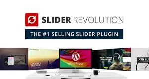 Slider Revolution Responsive WordPress Plugin Plus Demos Free Download