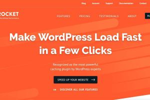 WP Rocket WordPress Plugin Free Download
