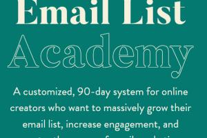 Melissa Griffin – Email List Academy Download