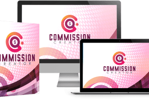 Commission Creator - CLONE MY $497 PER DAY AFFILIATE SITE - Launching 2 April 2021 Free Download