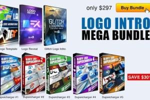 Logo Intro Mega Bundle Free Download
