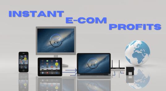 Ian B - Instant Ecom Profits + OTO Free Download