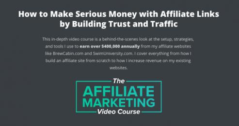 Matt Giovanisci – Affiliate Marketing For Bloggers Download