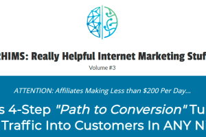 JayKay Dowdall – RHIMS 3.0 - THE PATH TO CONVERSION Free Download