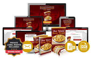 Most Wanted Quiche Recipes - Instant Niche PLR Free Download