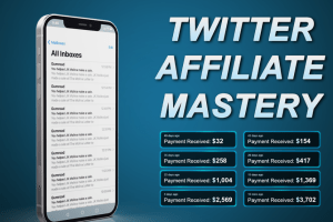 The Giver - Twitter Affiliate Mastery - Written by The Most Consistent Affiliate Marketer on Gumroad Free Download