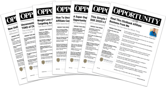 Duston McGroarty – The Opportunity Letter Download