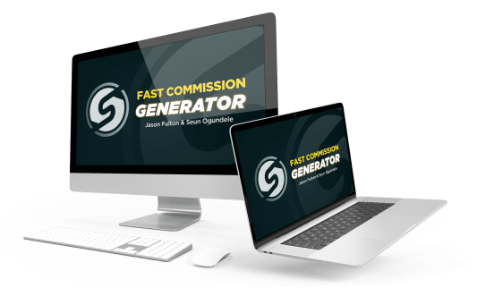 Jason Fulton - Fast Commission Generator + OTO Free Download