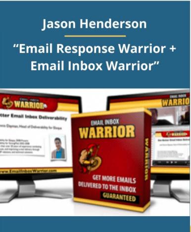 Jason Henderson - Email Inbox Warrior + Email Response Warrior Free Download