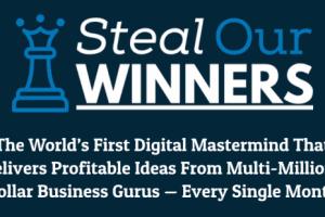 Rick Schefren – Steal Our Winners Lifetime Edition Download