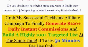 ClickBank Money Secret Download