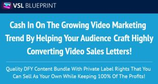 VSL Blueprint PLR Bundle Download