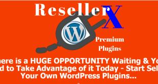 Reseller X Pro + OTO Download