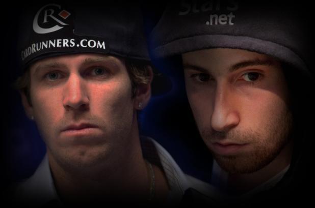 DUEL IN THE DESERT:  DUHAMEL AND RACENER TO BATTLE FOR 2010 WORLD CHAMPIONSHIP