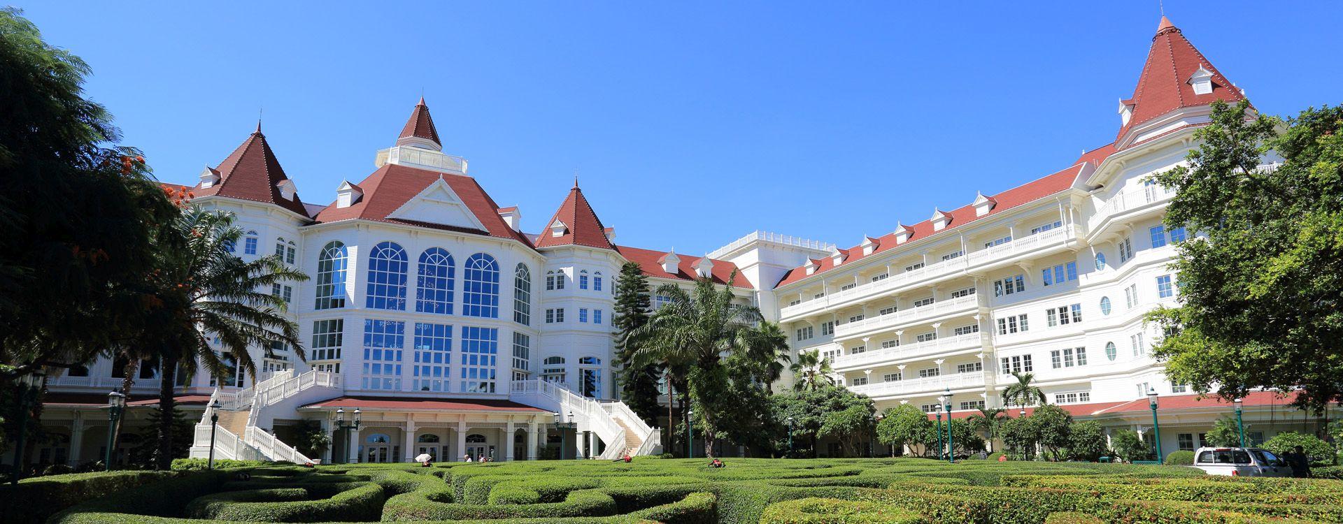 Hong Kong Disneyland Hotel | WSP