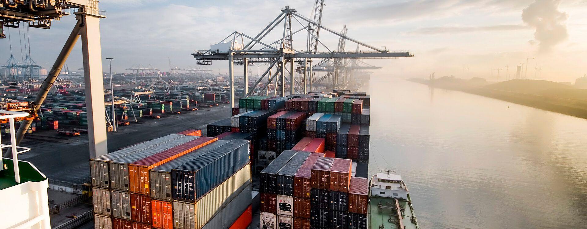 Port Marine And Intermodal Terminal Engineering WSP