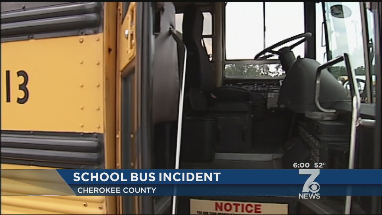 Girl Claims Sexual Harassment on Bus