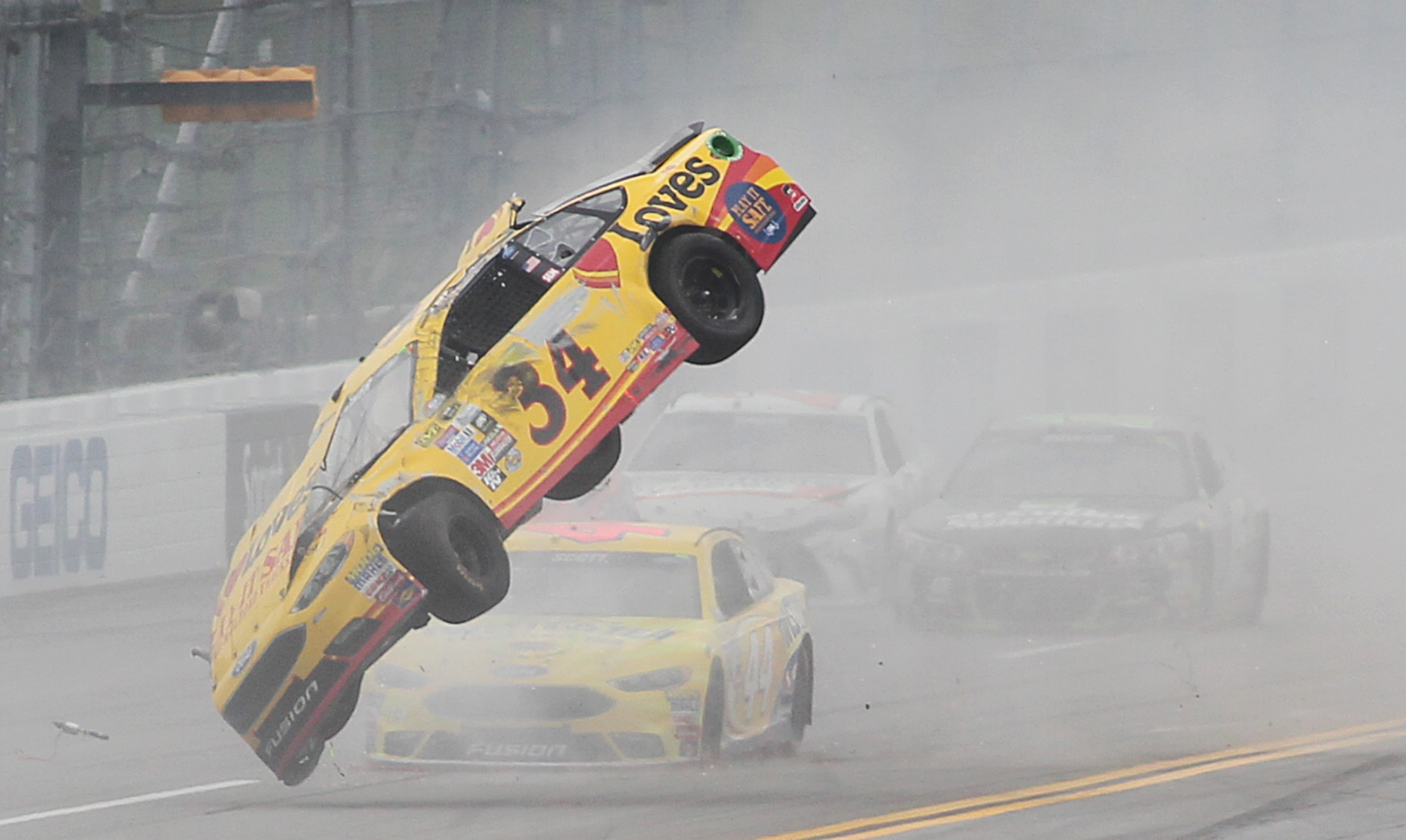 NASCAR Talladega Auto Racing_178052