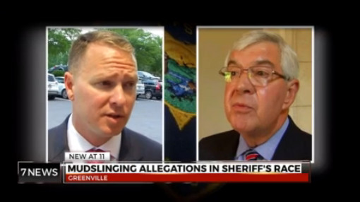Campaign mudslinging gets personal in race for Greenville County Sheriff_204312