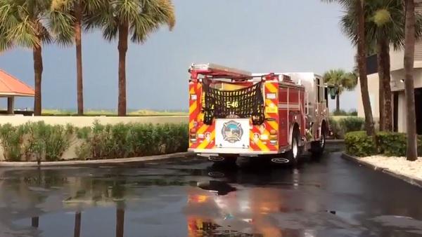 Charlotte Teens hit by lightning_220153