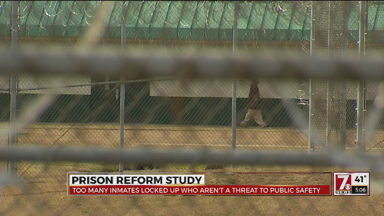 Prison Population Study