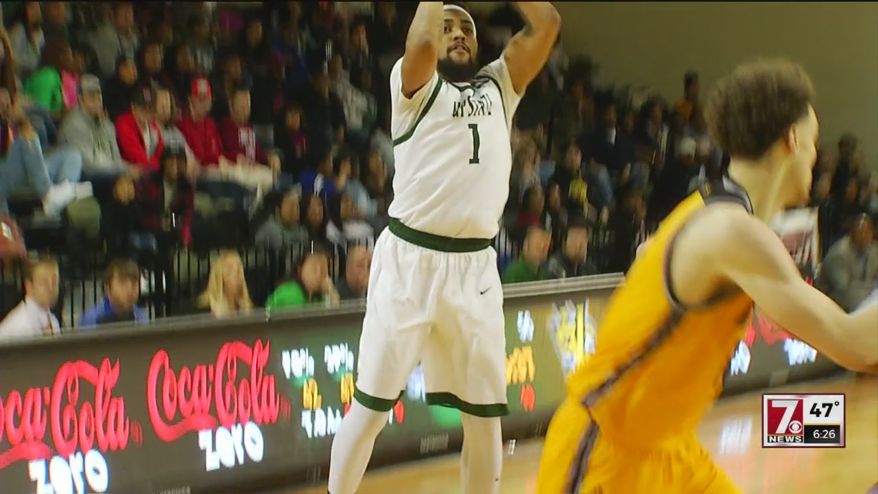 USC Upstate Holds Off Kennesaw St., 79-73