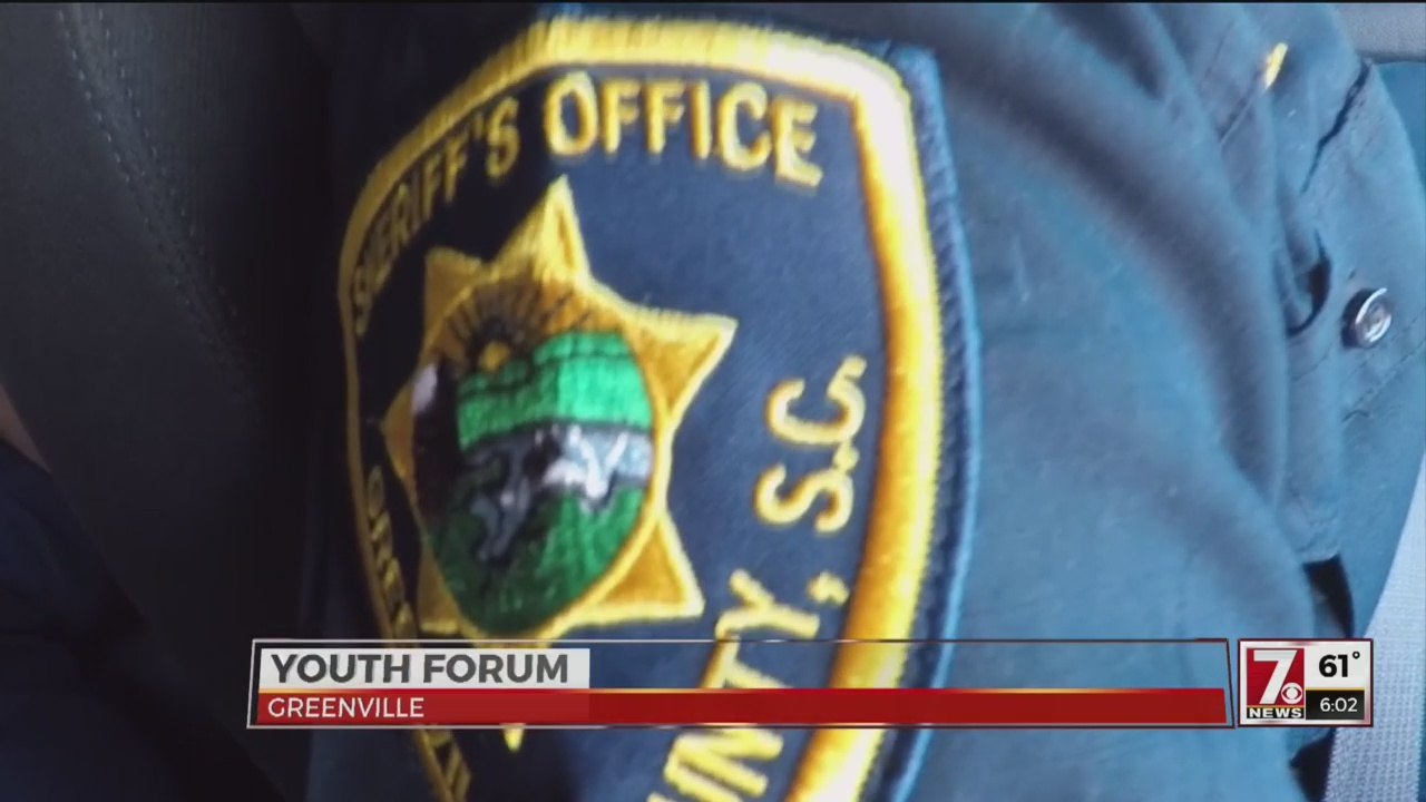 Greenville Young Democrats host youth and law enforcement forum