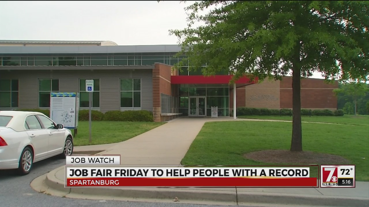 Job fair Friday to help people with criminal records