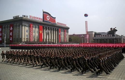 North Korea Founder's Birthday_364916