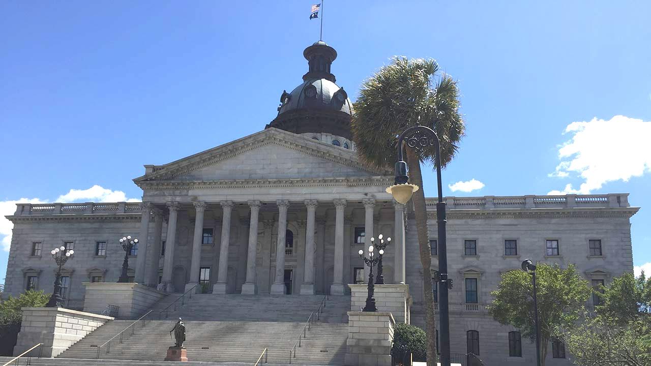 South Carolina Statehouse SC State house generic_398674