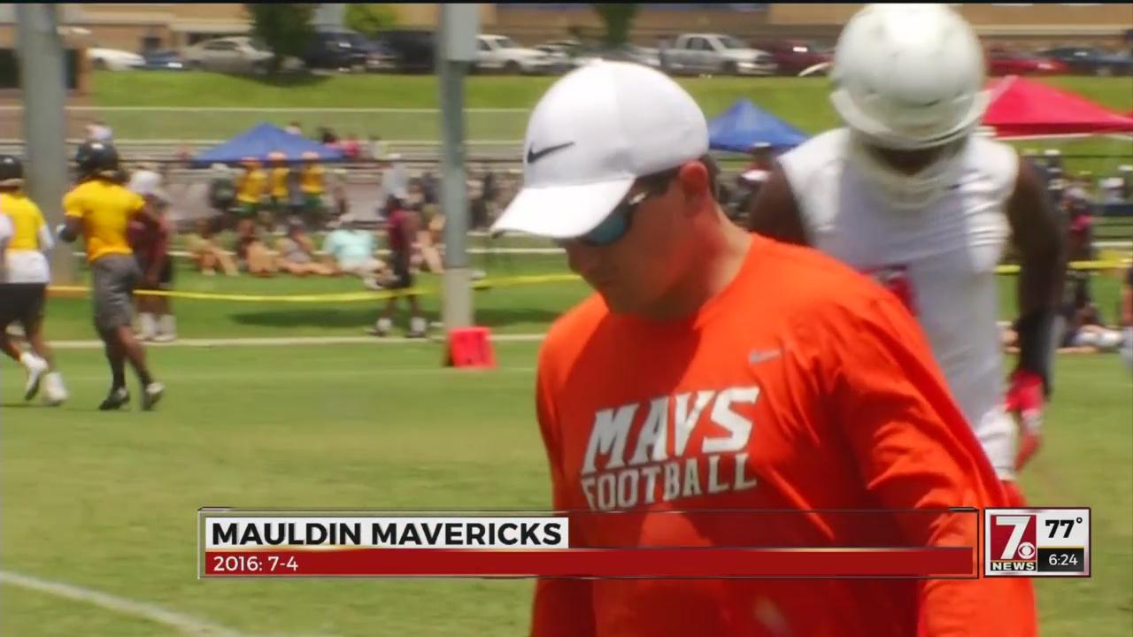 HSRZ Season Preview: Mauldin Mavericks