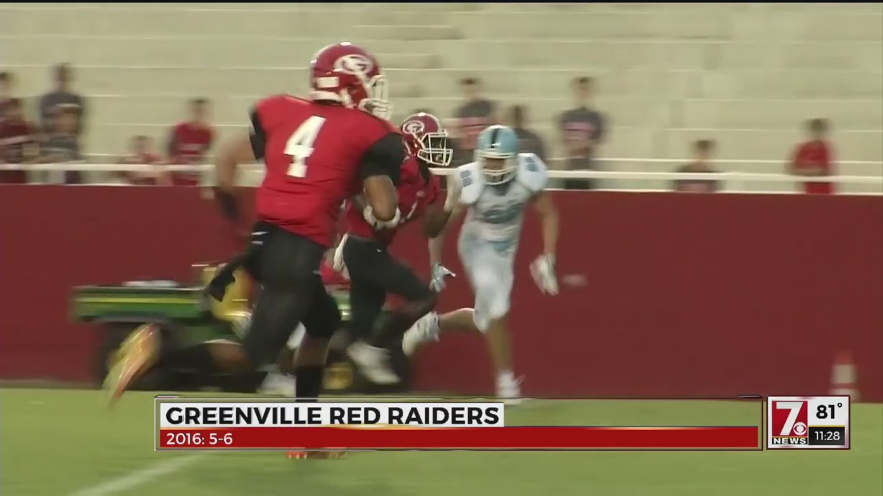 HSRZ Season Preview: Greenville Red Raiders