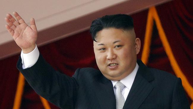 Koreas Tensions_448133