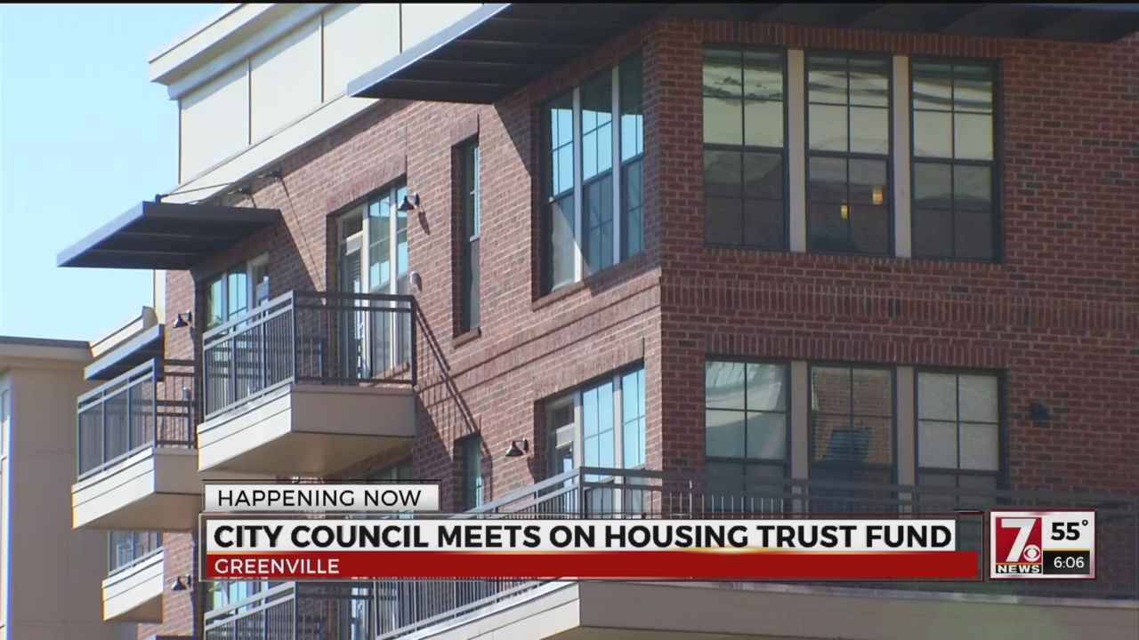 Greenville City Council plans to tackle affordable housing at meeting Monday
