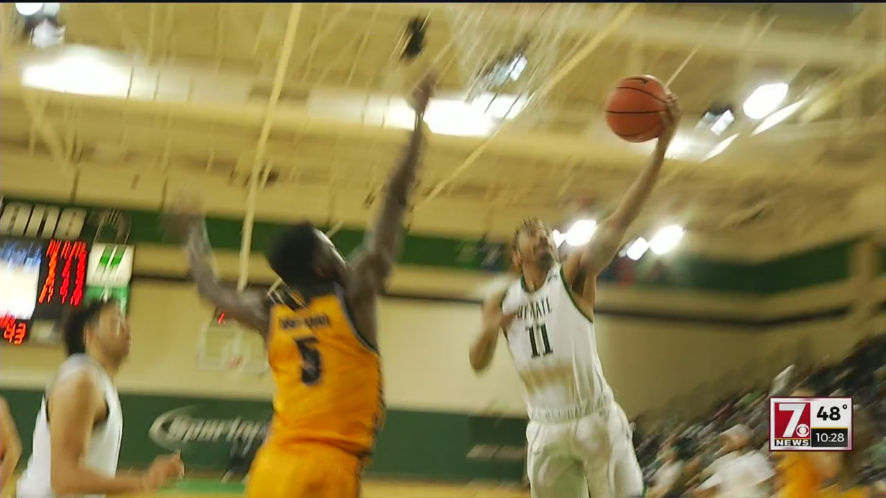 Kennesaw State Scores Late to Beat USC Upstate, 81-80