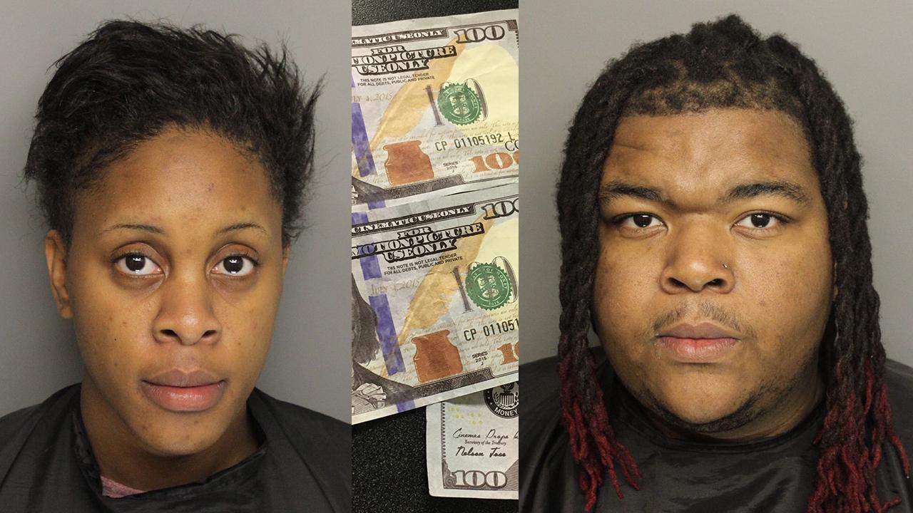 Conterfeit Money arrests