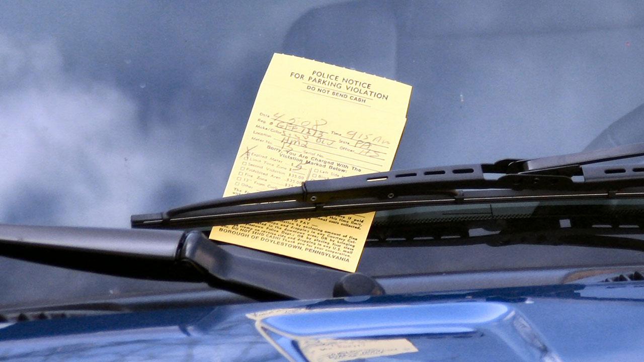 parking ticket citation generic_241899