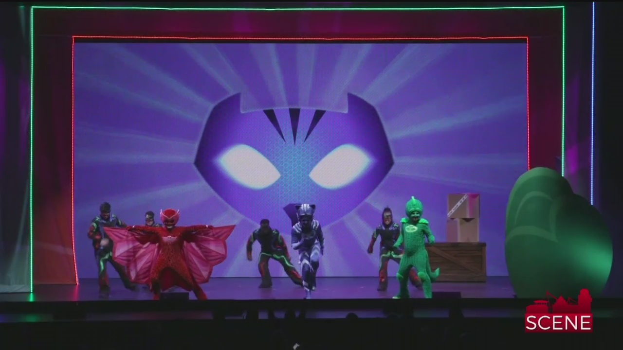 PJ Masks Live Kicking off Tour at Spartanburg Memorial Auditorium
