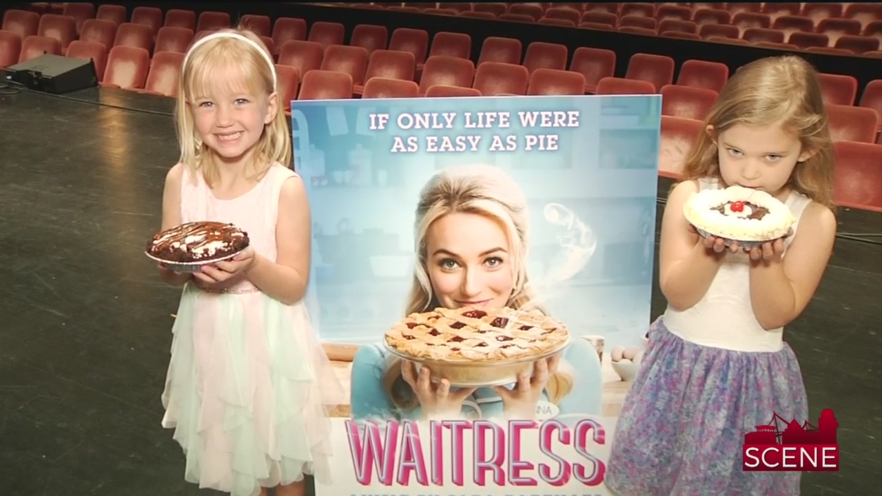 "Upstate Girls Cast in Broadway's ""Waitress"""