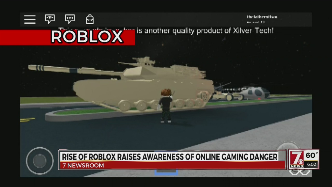 Rise of Roblox Raises Awareness of Online Gaming Danger