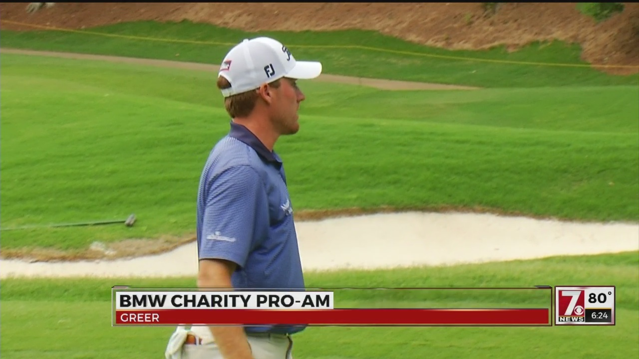 Robby Shelton and Bhavik Patel share the lead through 3 rounds of the BMW Charity Pro-Am