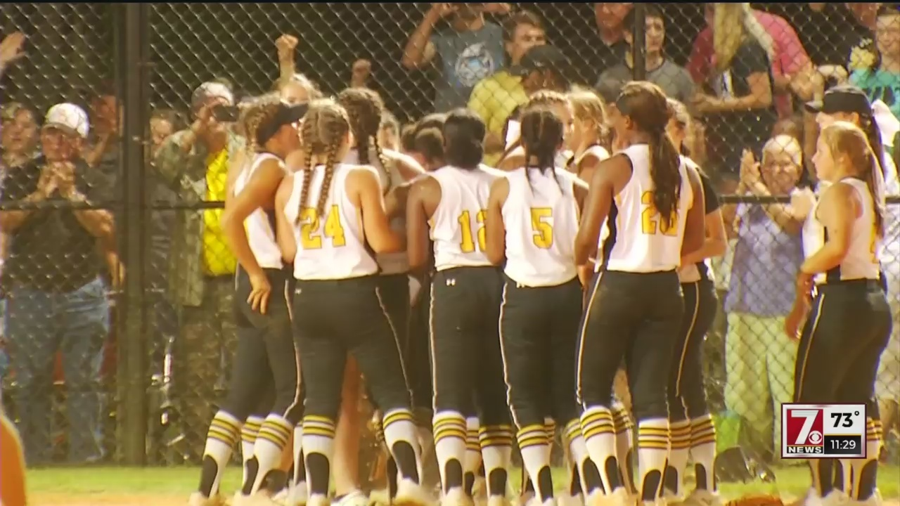 Union County Wraps-Up Another Softball State Title